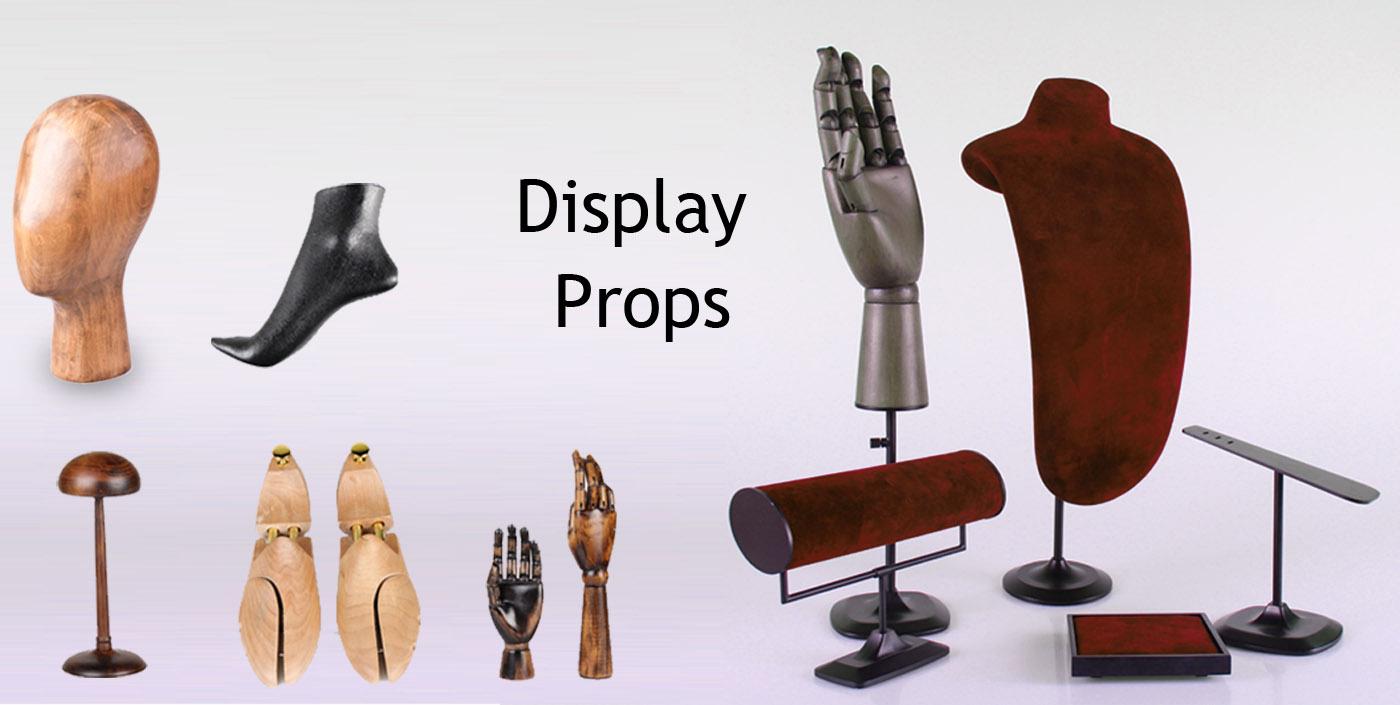 display props
